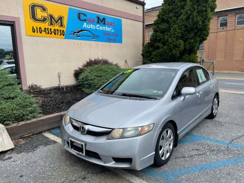 2009 Honda Civic for sale at Car Mart Auto Center II, LLC in Allentown PA