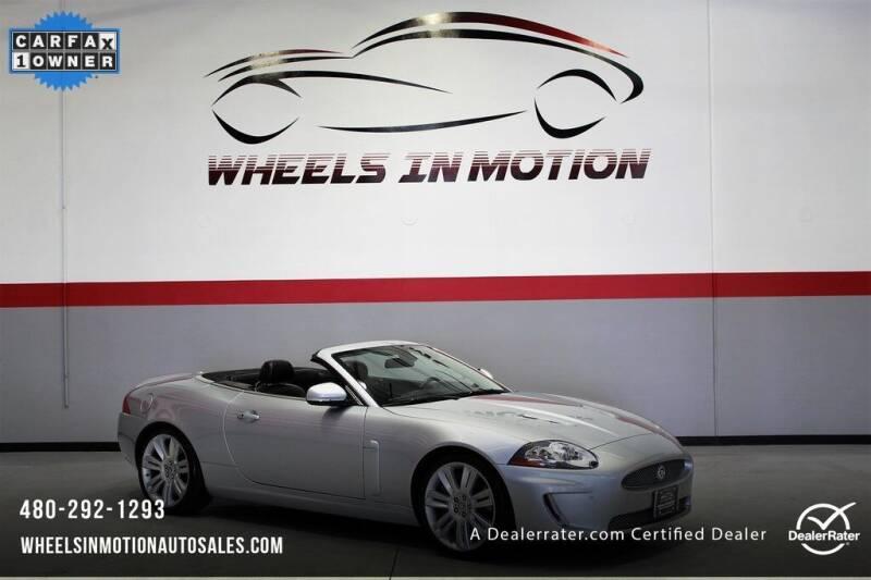 2011 Jaguar XK for sale in Tempe, AZ