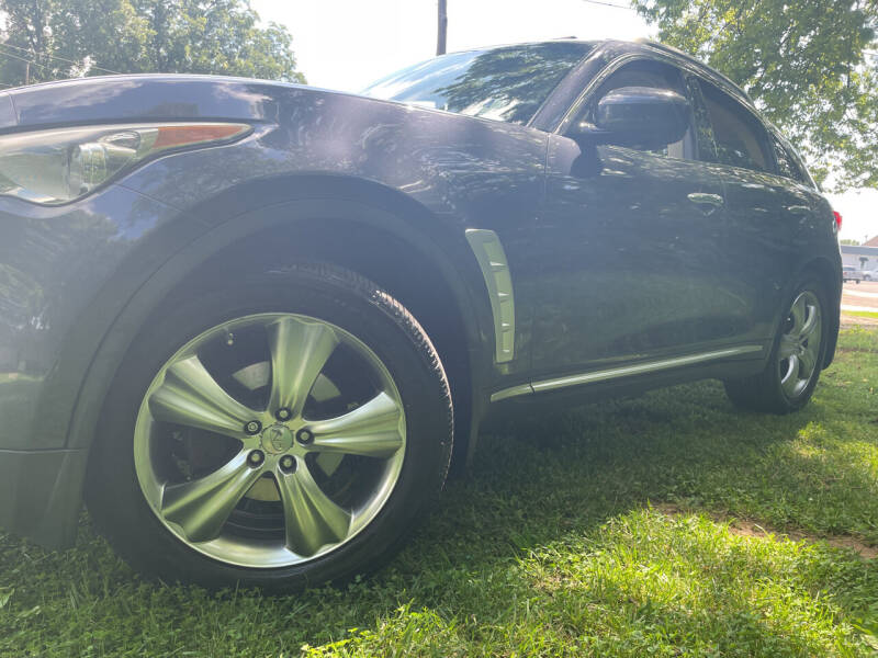 2009 Infiniti FX35 for sale at Beckham's Used Cars in Milledgeville GA