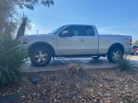 2008 Ford F-150 for sale at Texas Truck Sales in Dickinson TX