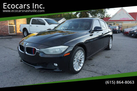 2012 BMW 3 Series for sale at Ecocars Inc. in Nashville TN