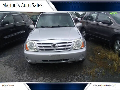 2005 Suzuki XL7 for sale at Marino's Auto Sales in Laurel DE