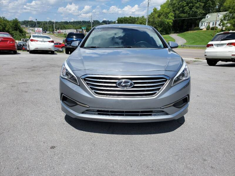 2017 Hyundai Sonata for sale at DISCOUNT AUTO SALES in Johnson City TN