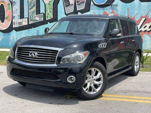 2011 Infiniti QX56 for sale at Palermo Motors in Hollywood FL
