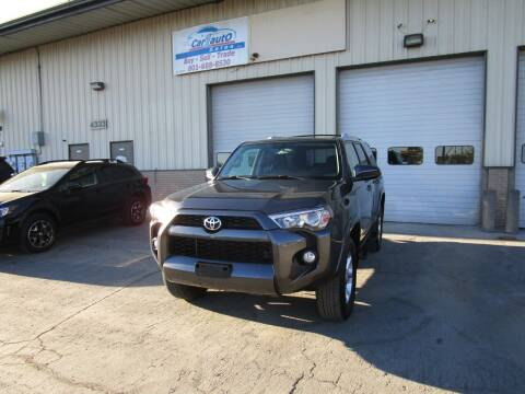 2018 Toyota 4Runner for sale at Car 1 Auto Sales in Murray UT