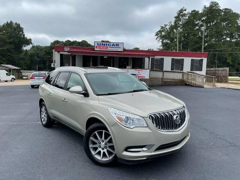 2014 Buick Enclave for sale at Unicar Enterprise in Lexington SC