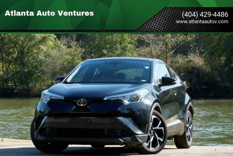 2019 Toyota C-HR for sale at Atlanta Auto Ventures in Roswell GA