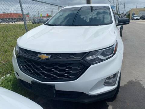 2019 Chevrolet Equinox for sale at Car Girl 101 in Oakland Park FL