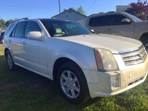 2004 Cadillac SRX for sale at Cutiva Cars in Gastonia NC