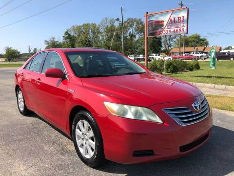 2008 Toyota Camry Hybrid for sale at Albi Auto Sales LLC in Louisville KY