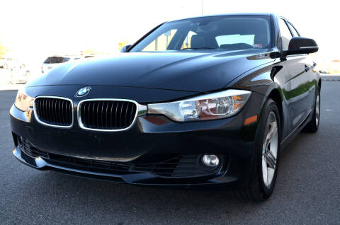 2014 BMW 3 Series for sale at Wheel Deal Auto Sales LLC in Norfolk VA