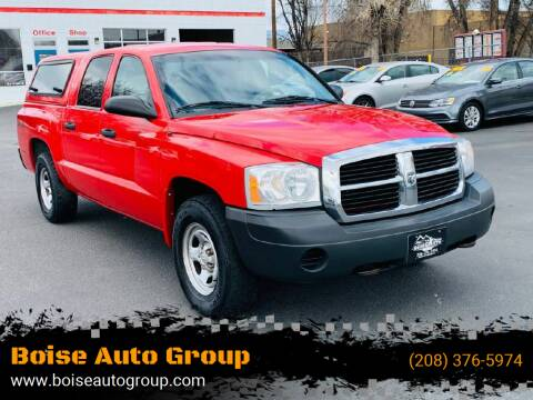 2006 Dodge Dakota for sale at Boise Auto Group in Boise ID