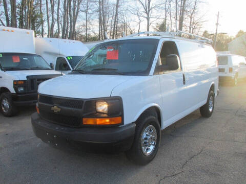 2012 Chevrolet Express Cargo for sale at Auto Towne in Abington MA