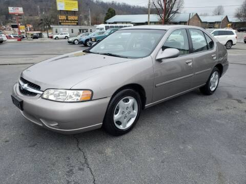 2001 Nissan Altima for sale at MCMANUS AUTO SALES in Knoxville TN