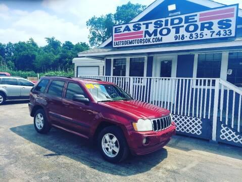 2007 Jeep Grand Cherokee for sale at EASTSIDE MOTORS in Tulsa OK
