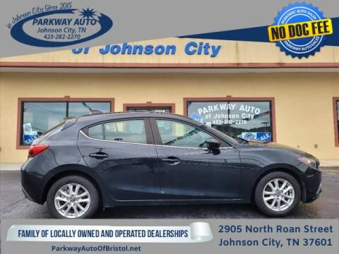 2015 Mazda MAZDA3 for sale at PARKWAY AUTO SALES OF BRISTOL - PARKWAY AUTO JOHNSON CITY in Johnson City TN