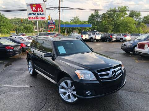 2010 Mercedes-Benz GLK for sale at KB Auto Mall LLC in Akron OH