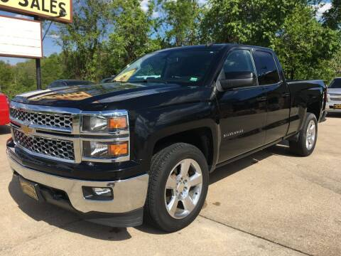 2014 Chevrolet Silverado 1500 for sale at Town and Country Auto Sales in Jefferson City MO