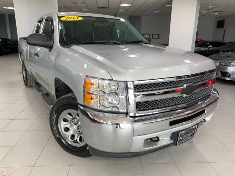 2013 Chevrolet Silverado 1500 for sale at Auto Mall of Springfield in Springfield IL