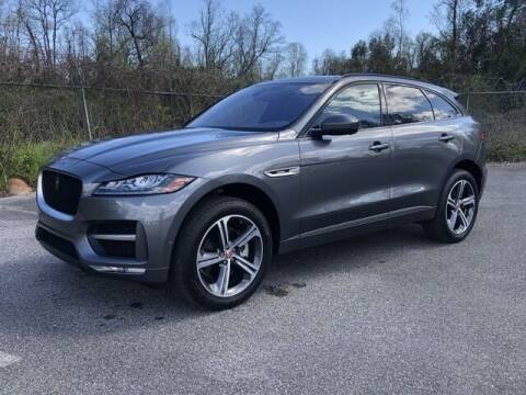 2019 Jaguar F-PACE for sale at JOE BULLARD USED CARS in Mobile AL