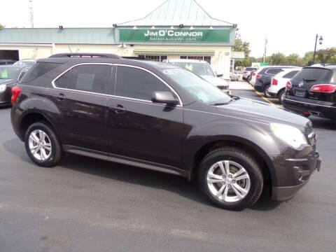 2015 Chevrolet Equinox for sale at Jim O'Connor Select Auto in Oconomowoc WI