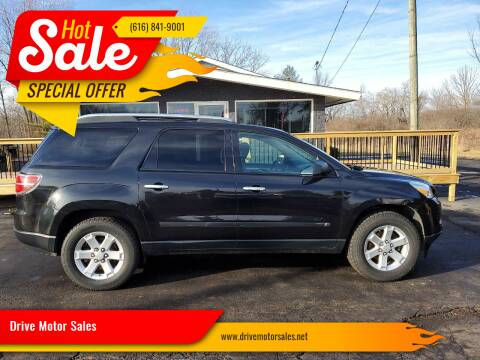 2008 Saturn Outlook for sale at Drive Motor Sales in Ionia MI
