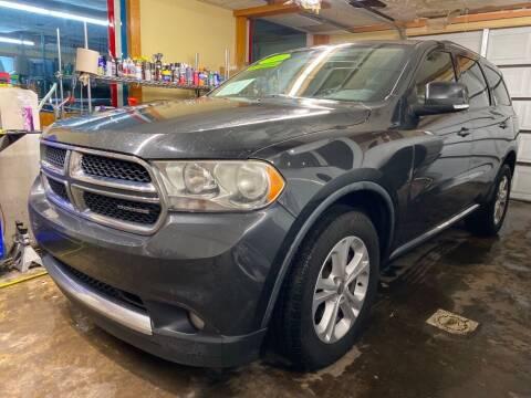 2011 Dodge Durango for sale at Zs Auto Sales in Kenosha WI
