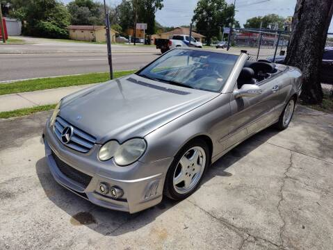 2005 Mercedes-Benz CLK for sale at Advance Import in Tampa FL