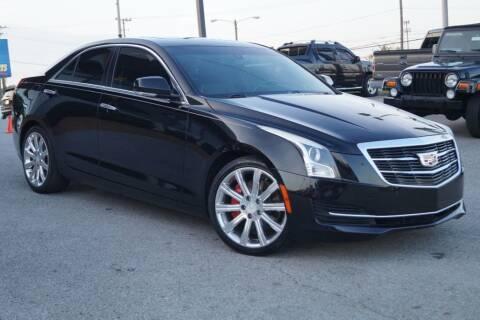 2016 Cadillac ATS for sale at Next Ride Motors in Nashville TN