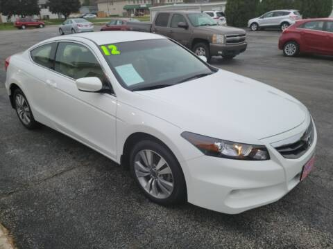 2012 Honda Accord for sale at Cooley Auto Sales in North Liberty IA
