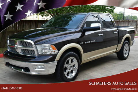 2011 RAM Ram Pickup 1500 for sale at Schaefers Auto Sales in Victoria TX
