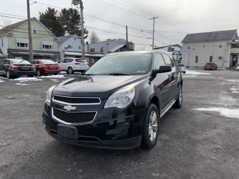 2011 Chevrolet Equinox for sale at VINNY AUTO SALE in Duryea PA