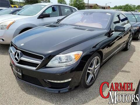 2012 Mercedes-Benz CL-Class for sale at Carmel Motors in Indianapolis IN