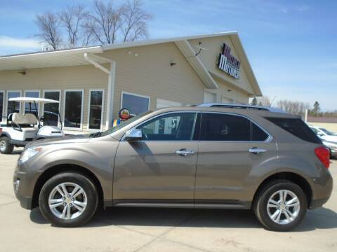 2011 Chevrolet Equinox for sale at Milaca Motors in Milaca MN