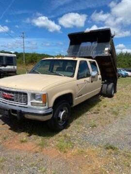 1996 GMC Sierra 3500 for sale at Lighthouse Truck and Auto LLC in Dillwyn VA