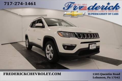 2017 Jeep Compass for sale at Lancaster Pre-Owned in Lancaster PA