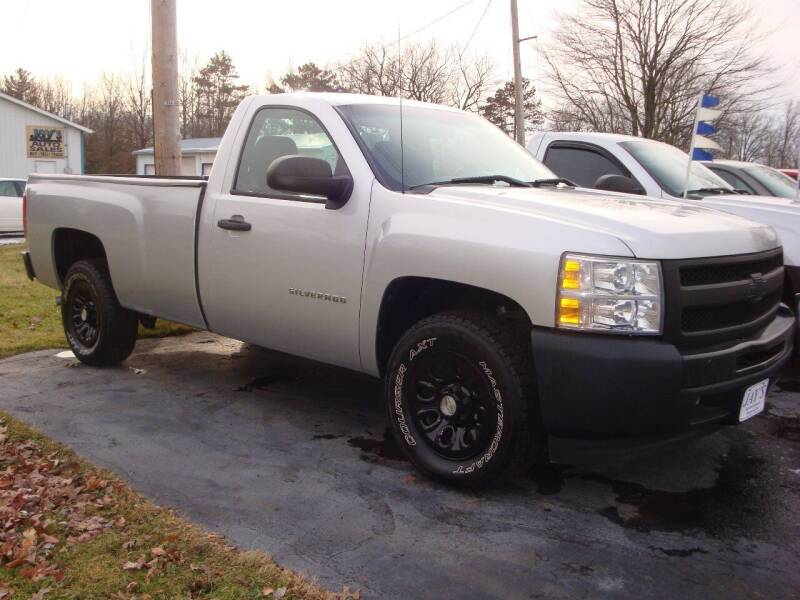 2010 Chevrolet Silverado 1500 for sale at Jay's Auto Sales Inc in Wadsworth OH
