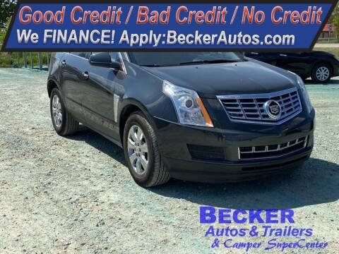 2015 Cadillac SRX for sale at Becker Autos & Trailers in Beloit KS