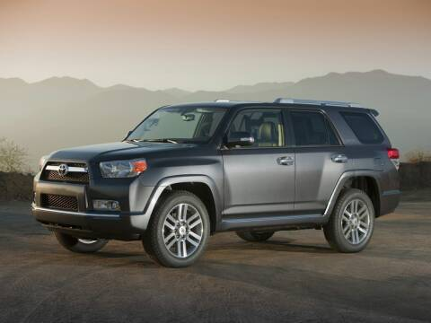 2010 Toyota 4Runner for sale at Bill Gatton Used Cars - BILL GATTON ACURA MAZDA in Johnson City TN