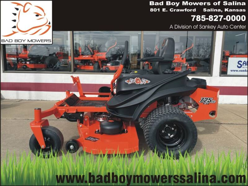 Bad Boy ZT Avenger 54  (#7212) for sale at Bad Boy Mowers Salina in Salina KS