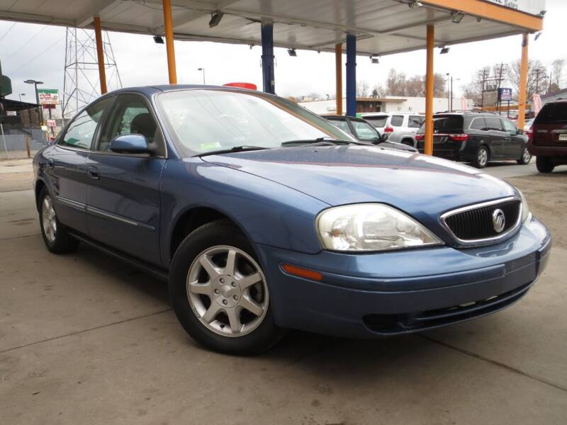 2002 Mercury Sable for sale at PR1ME Auto Sales in Denver CO