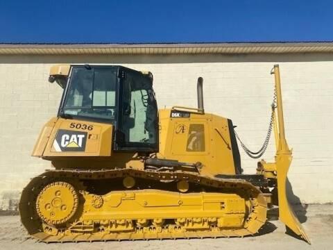 2015 Caterpillar D6K2 LGP W/ GRADE CONTROL for sale at Vehicle Network - Milam's Equipment Sales in Sutherlin VA