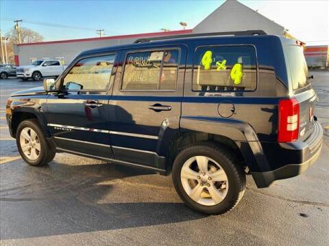 2014 Jeep Patriot for sale at Richardson Sales & Service in Highland IN