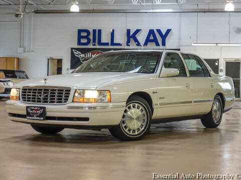 1997 Cadillac DeVille for sale at Bill Kay Corvette's and Classic's in Downers Grove IL