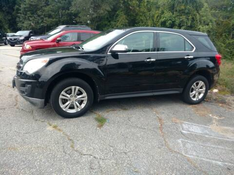 2011 Chevrolet Equinox for sale at Auto Brokers of Milford in Milford NH