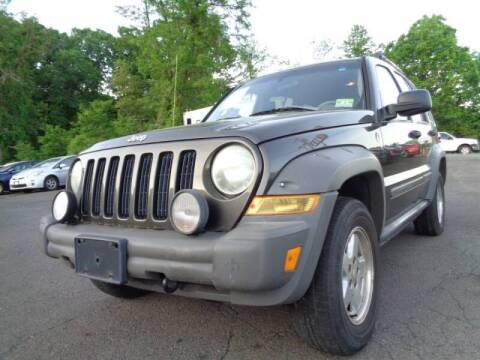 2006 Jeep Liberty for sale at All State Auto Sales in Morrisville PA