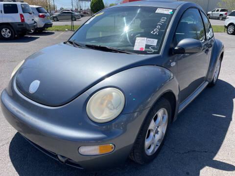 2002 Volkswagen New Beetle for sale at Diana Rico LLC in Dalton GA
