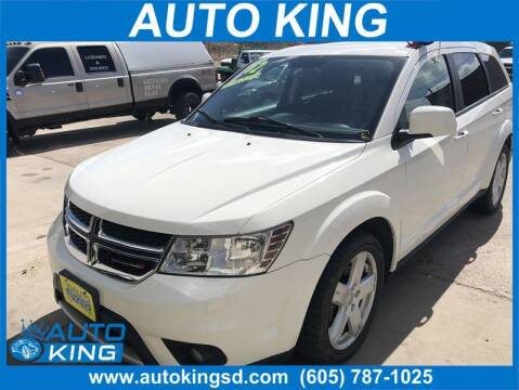 2012 Dodge Journey for sale at Auto King in Rapid City SD