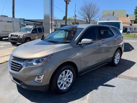 2019 Chevrolet Equinox for sale at Red Top Auto Sales in Scranton PA