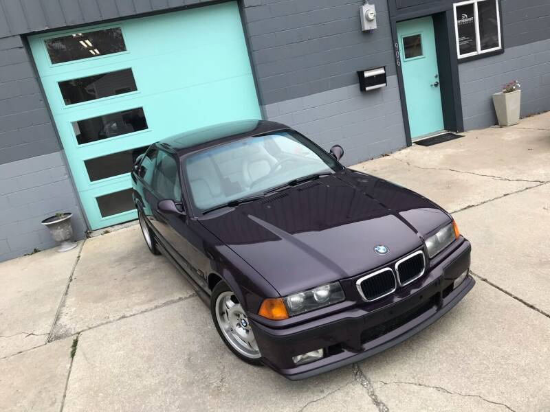 1995 BMW M3 for sale at Enthusiast Autohaus in Sheridan IN